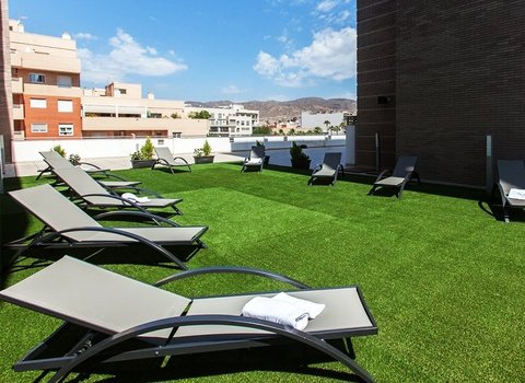 Enjoy a relaxing stay in Almería