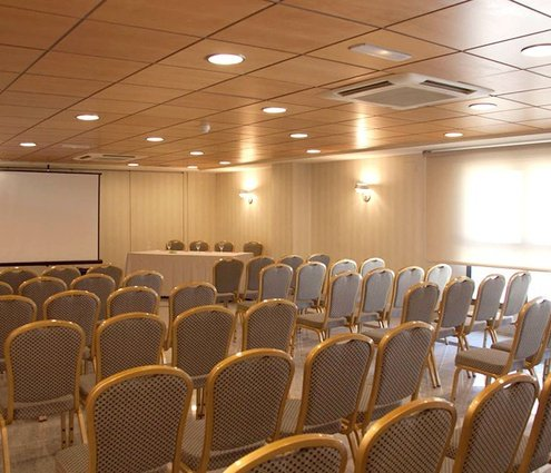 Meeting Rooms - Gran Fama Hotel Sercotel